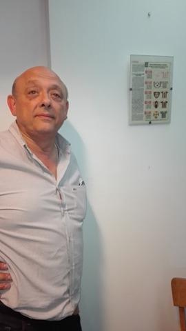 Audio. Entrevista al Precandidato a Diputado Provincial Patricio Rusconi.