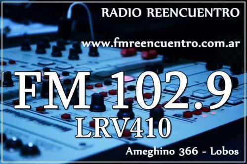 AUDIO. CLAUDIA ARANDA CASTILLO EN FM REENCUENTRO.